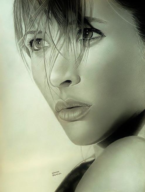 Sophie Marceau por leandre76